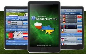 Keeping Up with the Euro2012 Soccer Tournament