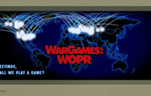 Let's play Global Thermonuclear War with Wargames WOPR
