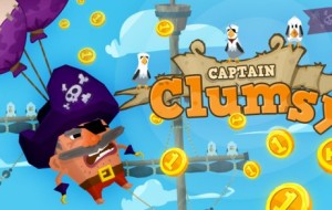 Captain Clumsy Falls in the Android Market [Review]
