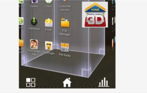3D Home: Fully Customizable Home Screen for Android