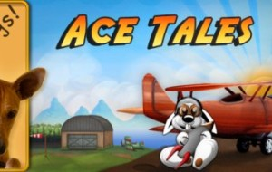 Ace Tales: A game for homeless dogs