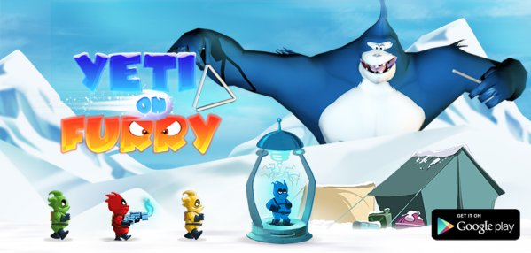 Yeti On Furry [Android Game Review]App Review Central