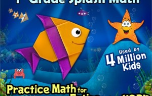 First Grade Free Learning App ( Splash Math) [Android App Review]