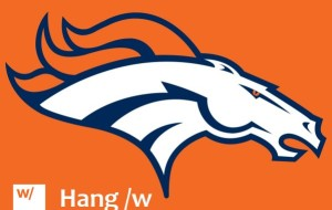 Denver Broncos Tight End to Broadcast Live via Hang w/ during the Big Game