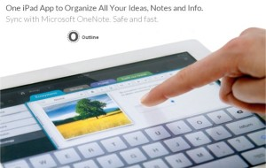 Outline Note Taking App Updated with Livescribe