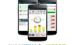 Antivirus Privacy Firewall (SnoopWall) [Android app Review]