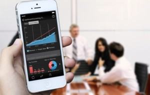 Keeping Up with your traffic-Dashboard for Google Analytics [iOS App Review]