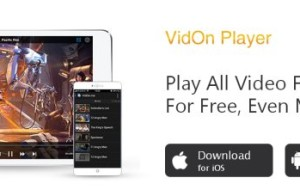 Enjoying Videos on the Go – VidOn Player [iOS App Review]