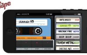 Don't look now, here comes the 80s – Vintape [iOS App Review]