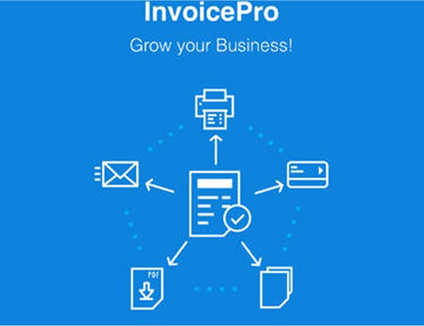 Invoice Pro For IPad Business AppApp Review Central - Invoice pro app