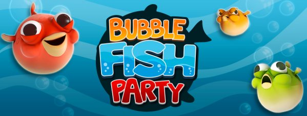 Bubble fish party family fun game app review central for Bubble fish game