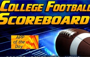 College Football Scoreboard [Android App]