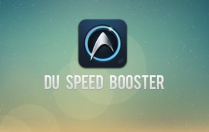DU Speed Booster [Android App]
