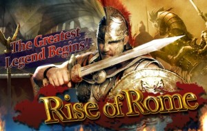 Rise of Rome-a new strategy game for Android and iOS
