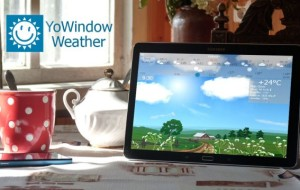 YoWindow Free Weather [Android, iOS App]