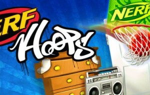 Time for some hoops – NERF Hoops [iOS Game]