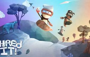 Shred It – new endless running game for iOS