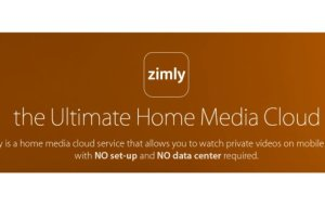 Zimly: the Ultimate Home Media Cloud [iOS App]