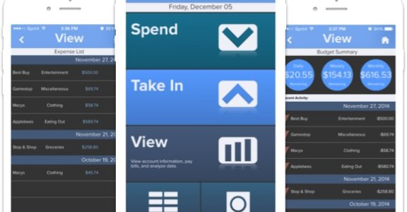 keeping track of your money 3asy money app review app review central