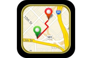 Driving Route Finder [Android App]