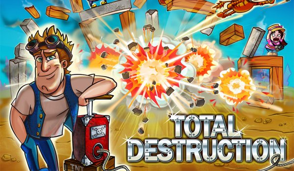 Total Destruction: Blast Hero [Android Game]App Review Central