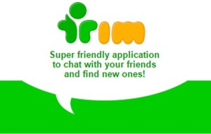 Frim – chat for friends