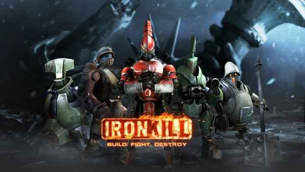 Ironkill: Robot Fighting Game [Android, iOS Game]