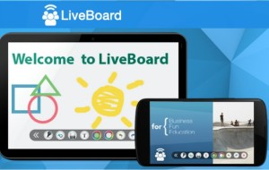 LiveBoard – Realtime Whiteboard [Android App]