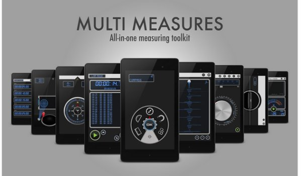 Multi Measures The All In 1 Kit Android Ios App App