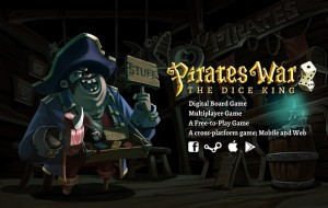 Pirates War – The Dice King (Kickstarter Campaign)