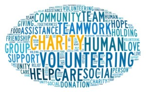 Five Charitable Apps – Helping to Lend a Hand