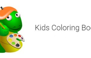 Kids Coloring Book [Android App]