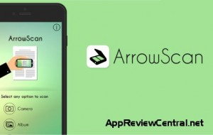 Arrowscan Document Scanner [iOS App]