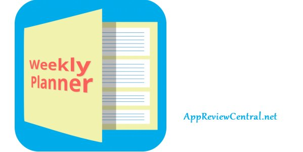Weekly Planner App Ios App App Review Centralapp Review Central