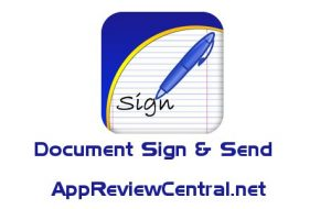 Document Sign & Send [iOS App]