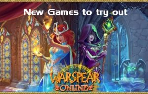 New Games in the App Store