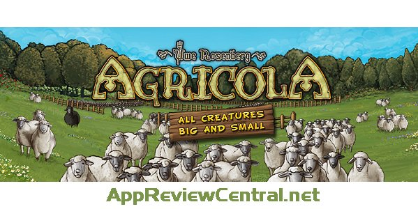 Building the best farm – Agricola All Creatures Big and Small