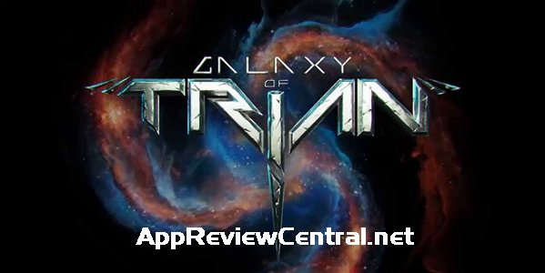 Rule the Galaxy – Galaxy of Trian [iOS Game Review]