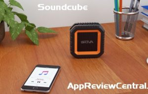 SoundCube Waterproof Bluetooth Speaker