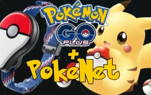PokeNet gives Pokemon Go Plus a Reason to Live