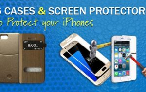 6 Cases and Screen Protectors to Protect your iPhones