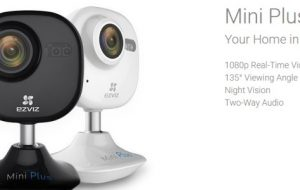 EZVIZ Mini Plus Wi-Fi Camera Review