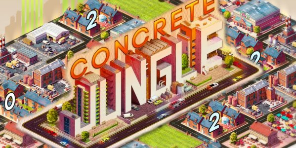 Build Your City One Card at a Time – Concrete Jungle