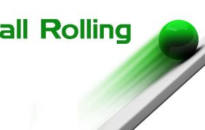 Ball-rolling Games for Android