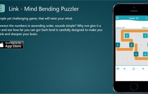 Link – Mind Bending Puzzler [iOS Game]