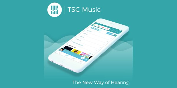 TSC Music – Enjoy your music [iOS App]