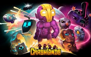 Crashlands – Can you survive after the crash