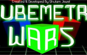 Cubemetry Wars HD [Android, iOS game]