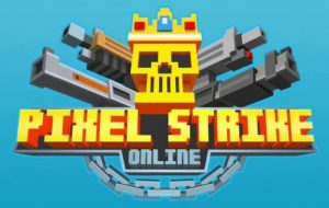 Pixel Strike Online [Android, iOS Game]