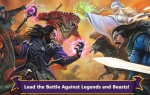 Clash of Warriors: 9 Legends [Android Game]